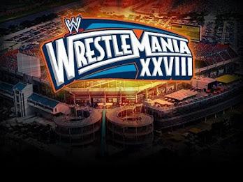 Logo de WrestleMania XXVIII