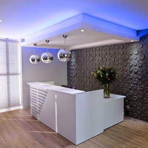 Dise o interior paneles decorativos for Paneles acrilicos para paredes