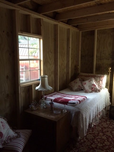 Twin Beds Tiny House