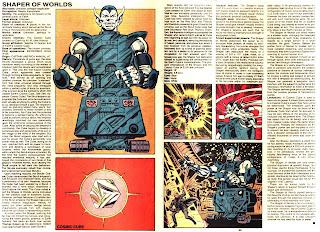Conformador de Mundos (ficha marvel comics)