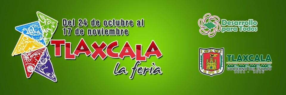 Programa Feria tlaxcala 2014