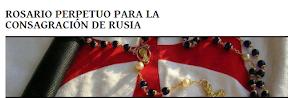 Rosario perpetuo para la consagración de Rusia