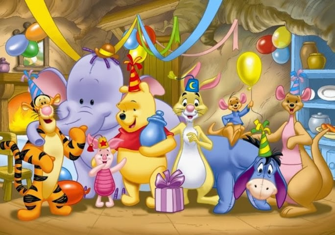 Поздравления с днем рождения мульт