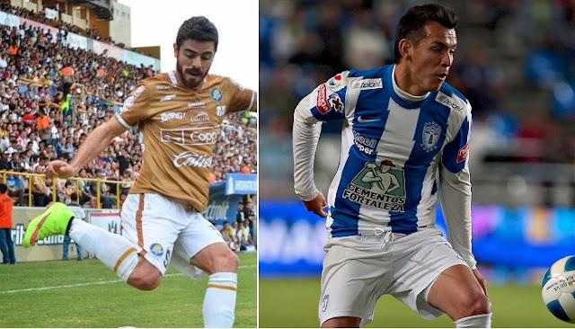 Dorados de Sinaloa vs Pachuca en vivo