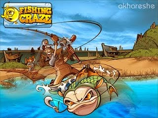 Download Mini Game memancing Fishing Craze Gratis