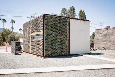 Arquitetura Upcycled em escola