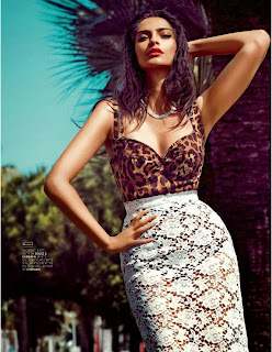 www.CelebTiger.com++GQ+Photoshoot+India+Sonam Kapoor06 Sonam Kapoor Shows Hot Cleavage In GQ India 2013 HQ Photos