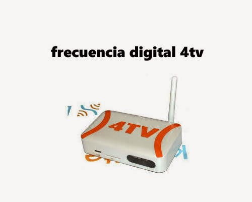 TP frecuencia digital 4tv