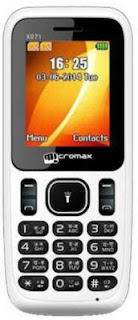Buy Micromax X071 Mobile (White) at Rs. 799 only