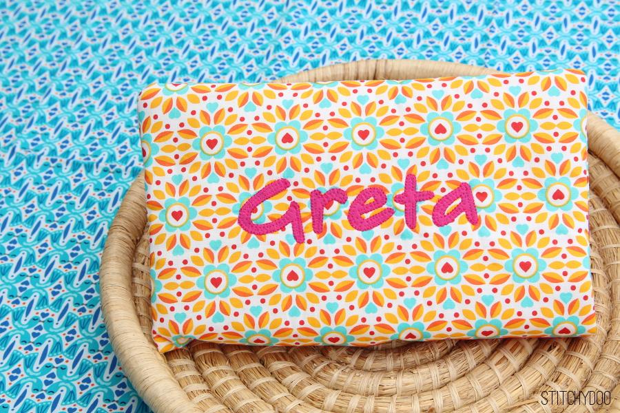 Surprise Surprise Mädchen-Windeltasche für Greta
