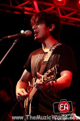ALI ZAFAR @Royal Rodale Club, Karachi  (Concert Pictures)
