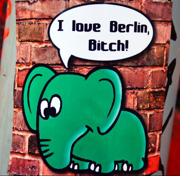 j'aime berlin