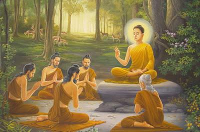 Asanha Puja or Asarnha Bucha