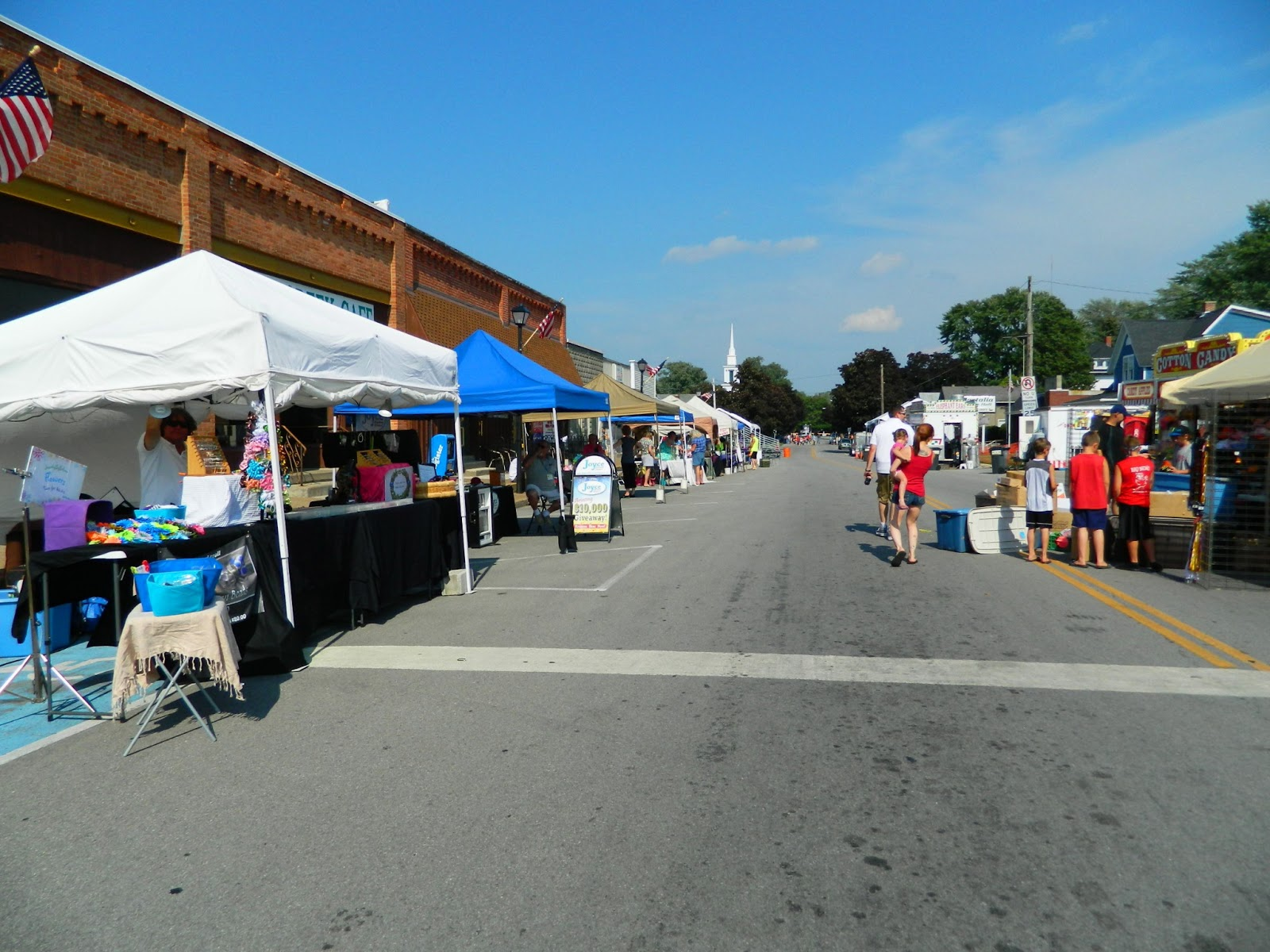 18.) Castalia Cold Creek Celebration July 19, 2013 | Ohio Festivalscastalia town