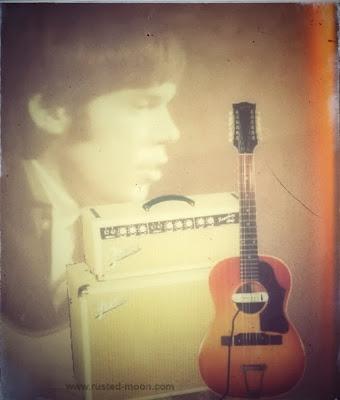 Neil Young Setup 1965-1966
