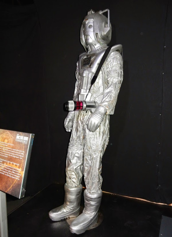 Doctor Who Cyberman 1982