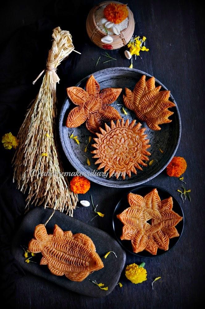 Mug Pakon Pithe…an ode to the land of Nokshi kantha and Naksha bori