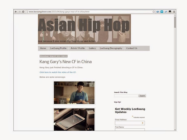 Asian Hip Hop
