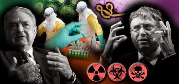 A Farsa: Maior Jornal da Libéria acusa EUA de ter FABRICADO Vírus Ebola