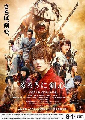 Download Samurai X: O Inferno de Kyoto Dublado