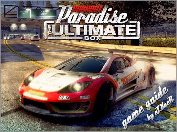Download Burnout Paradise