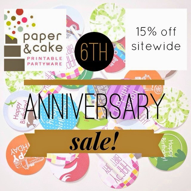 Cyber Monday Party Supply Deals Paper & Cake