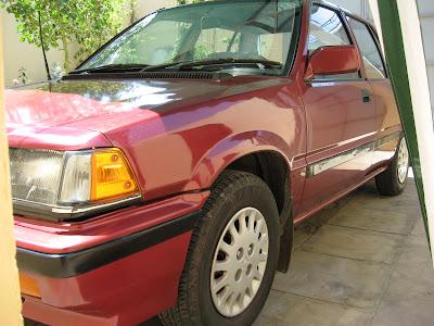 Autos usadoz vendo honda civic 1986 lima per for Precio de puertas levadizas en lima peru