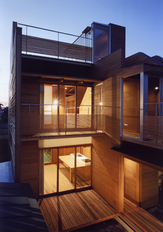 WE LOVE JAPAN HOUSE DESINGs!!: Japanese Wooden Houses: courtyard ...