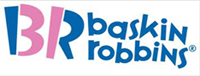 Baskin Robbins franchise logo