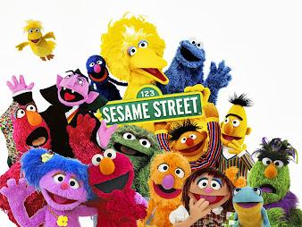 #6 Sesame Street Wallpaper