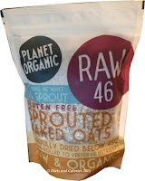 Planet Organic Sprouted Oats
