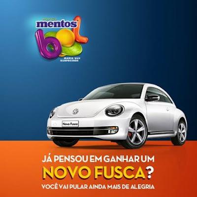 novo fusca promoção mentos 2013