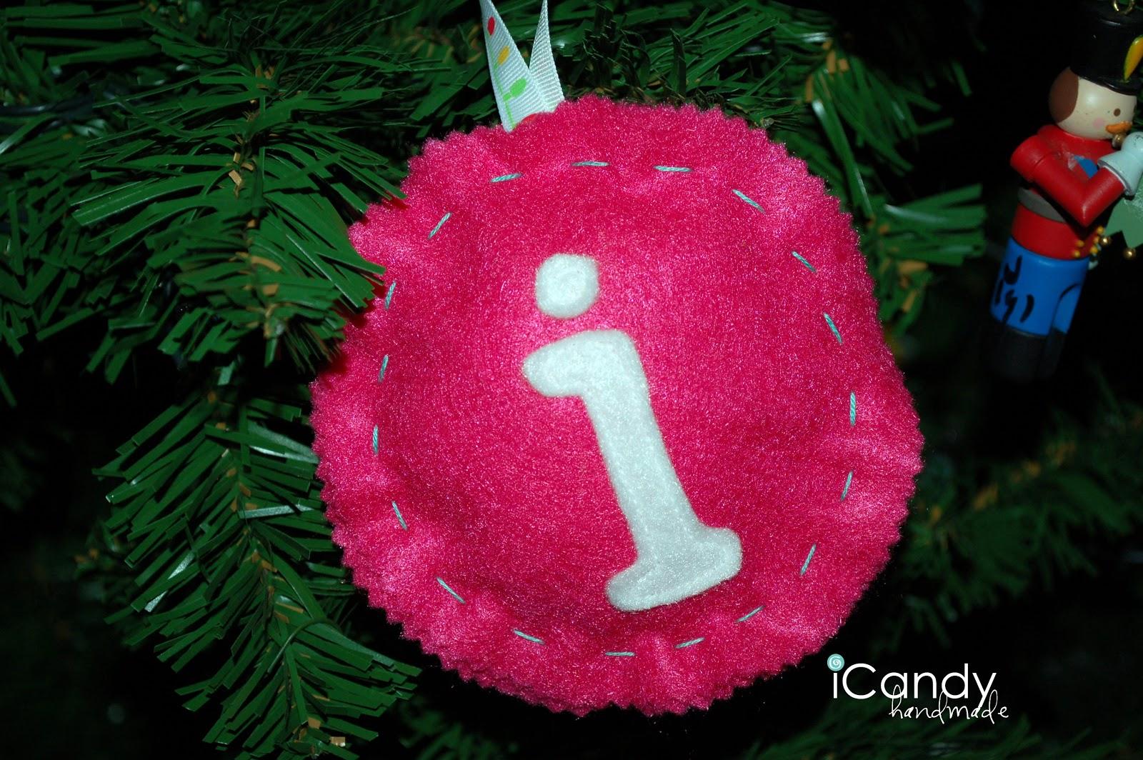 Handmade holidays lc s felt tree ornaments amy latta creations
