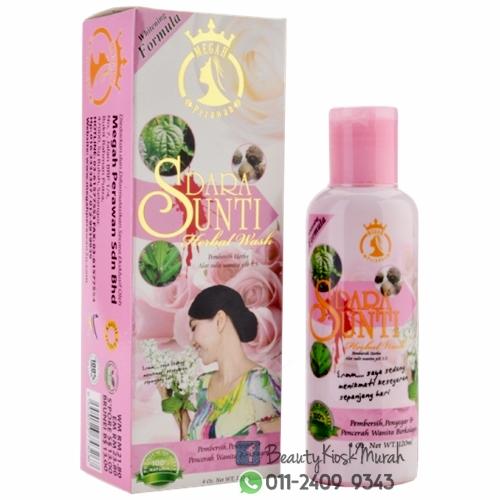 Dara Sunti Herbal Wash Megah Perawan