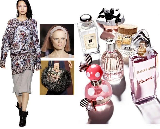 el perfume de acuerdo a tu personalidad