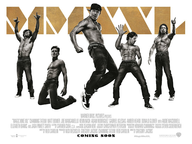 Magic Mike XXL 2015 tainies online oipeirates