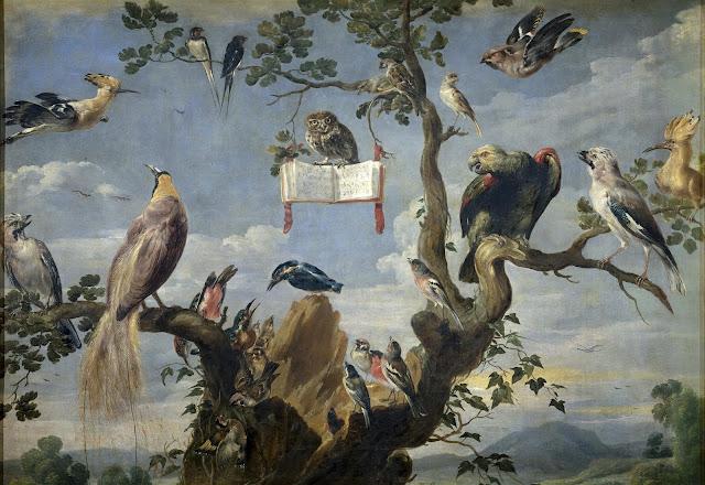 Concierto de Aves - Frans Snyders