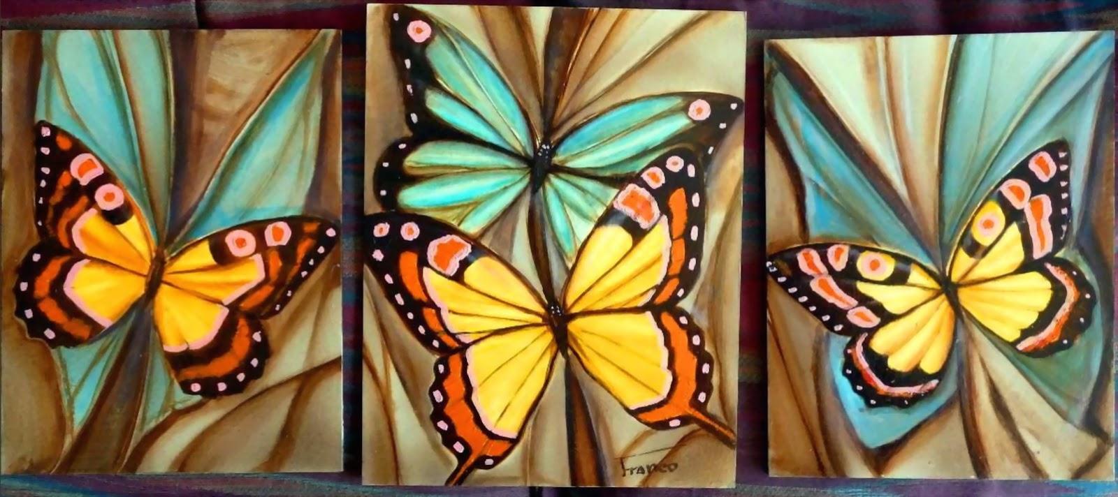 Cuadros de decoraci n for Cuadro en lienzo modernos