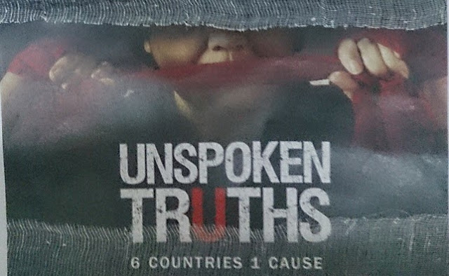 Ikal Mayang Unspoken Truths poster