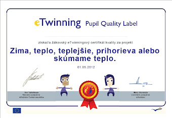 Pupil Quality Label CZ