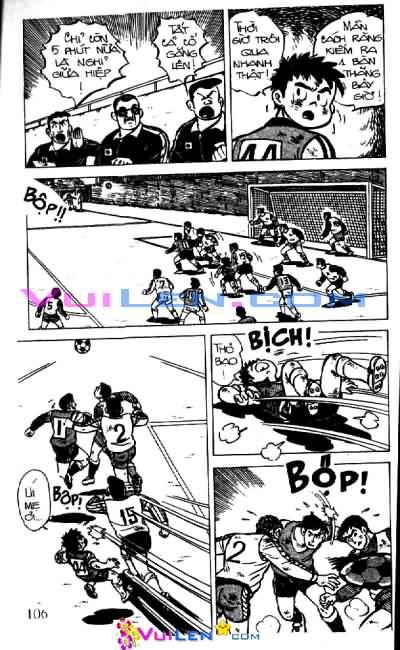 Jindodinho - Đường Dẫn Đến Khung Thành III  Tập 13 page 106 Congtruyen24h