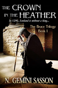 The Crown in the Heather (The Bruce Trilogy: Book I)