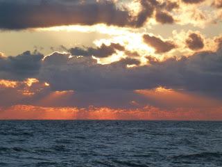 nuvole e mare