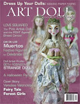 Art Doll Quarterl Fall 2008~TANSY TORMENTAL pg. 39