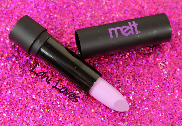 Melt Cosmetics Lipsticks - Darling Swatches & Review