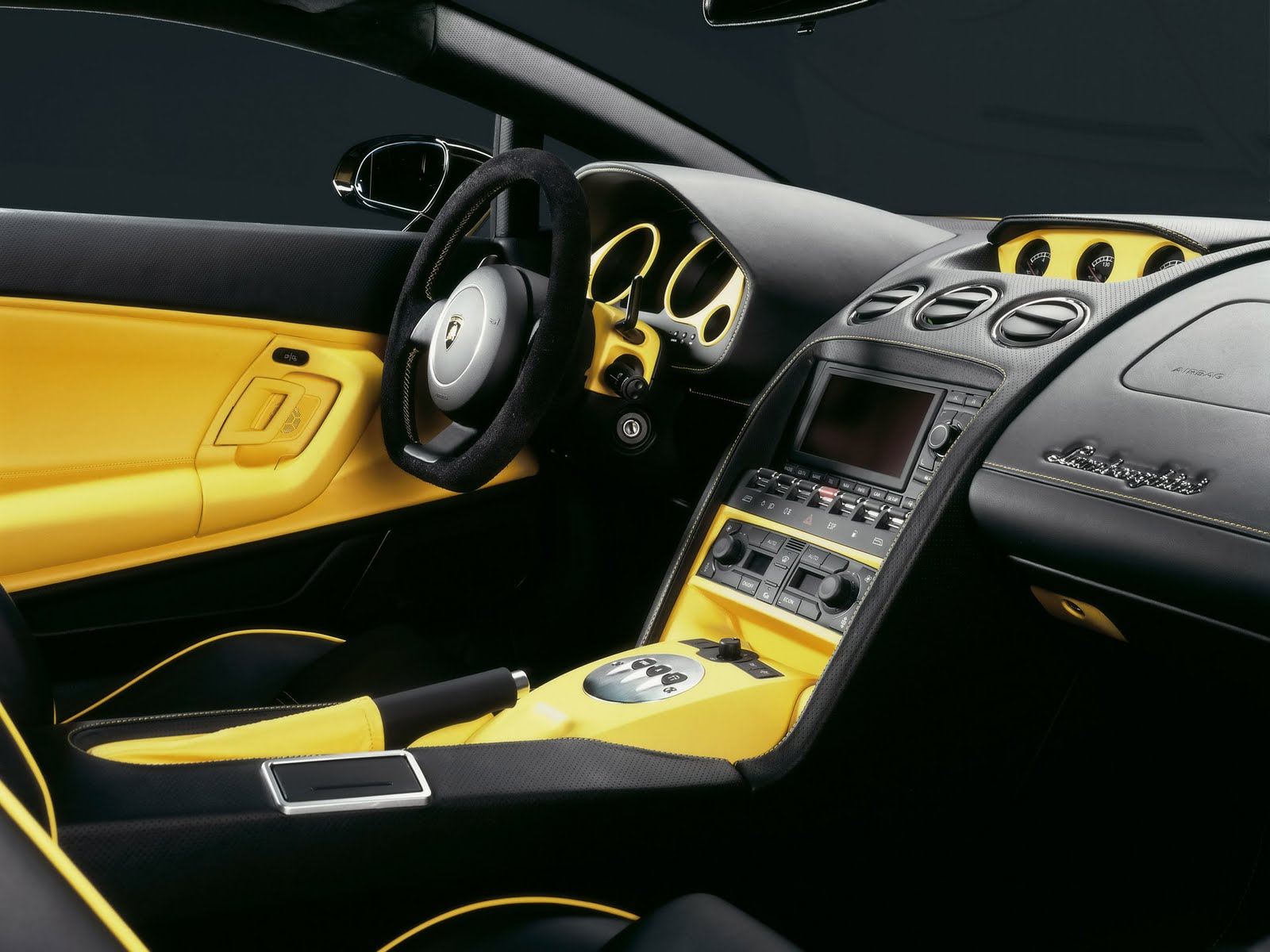 Lamborghini Trovao Negro