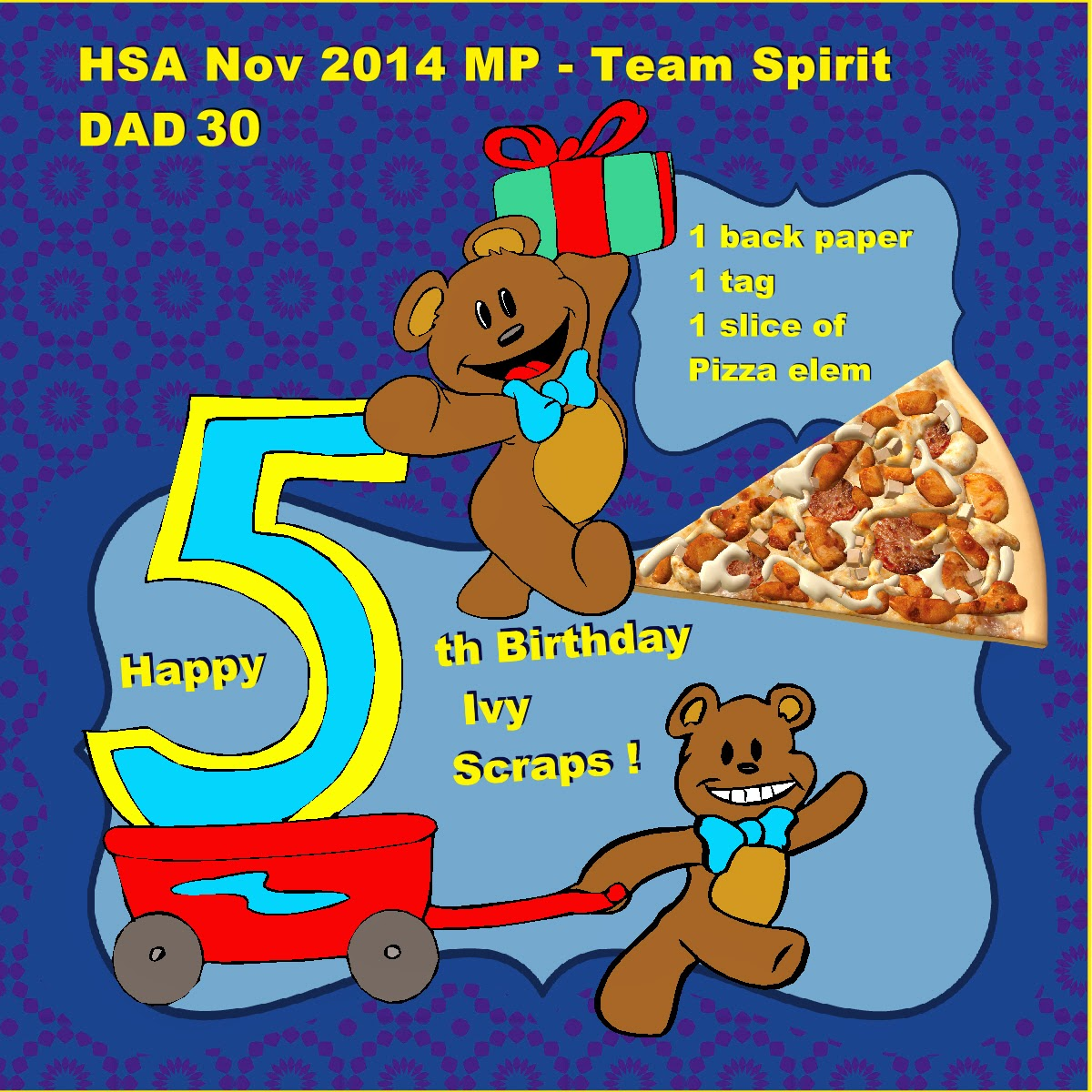 HSA Nov2014MP-Team Spirit DAD 30