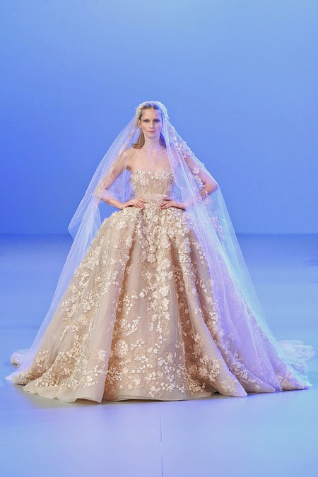 elie saab 2014 wedding dress
