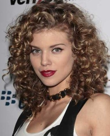 Curly Hair Cuts 2012 on 2012 Curly Hairstyles For Ladies   Fashion Hairstyles