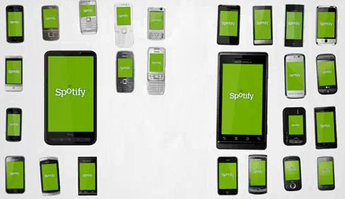 Spotify Launched in US